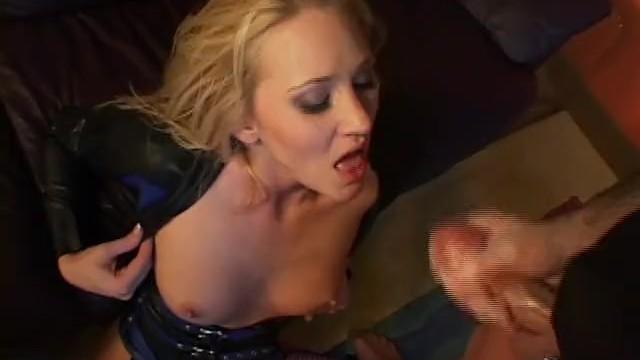 Megan Rain Lubed & Fucked Hard!!