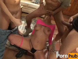 Backpage southwest mi gangbang blowjobs scene 5, pornhub.com fake tits busty gang bang