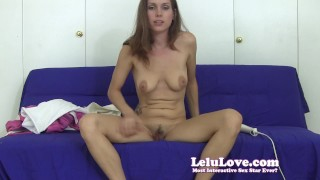 Lelu Love-Cuckolding Fantasies Vibrator Masturbation  homemade masturbation 1080p cuckolding cuckold hd amateur solo lelu fetish vibrator hitachi lelu love