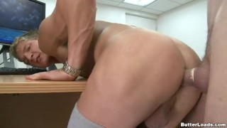 Bottom with gets fucked gavin beefy the interview couple