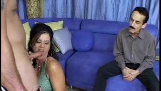 Cuckold MILFs - Scene 2  cuckold femdom mom blowjob cumshot big dick busty cougar shaved mother facial pornhub.com natural tits