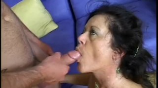 Cuckold MILFs - Scene 2  cuckold femdom mom blowjob cumshot big dick busty shaved mother facial cougar natural tits pornhub.com