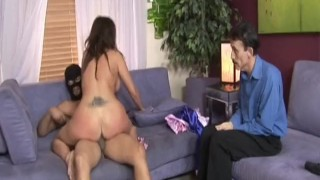 Cuckold MILFs 4 - Scene 2  dick sucking big tits lingerie riding babe creampie reverse cowgirl cuckold booty wife black mom brunette doggy shaved mother sideways pornhub.com huge tits