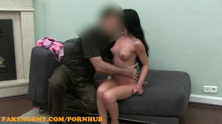 Winning fakeagent boobs oscar hd office amatuer