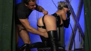 Wet Latex Dreams 12 scene 4