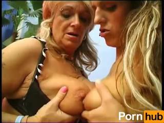 Old Grannies Young Panties 4 - scene 1