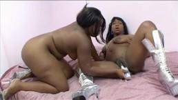 Lesbian Budonkadunk 3 - scene 3