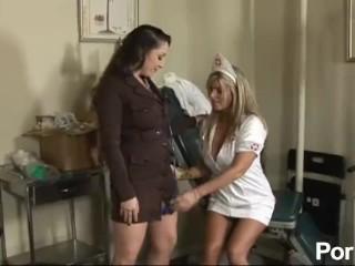 Horny Lesbians work 2 - scene 4