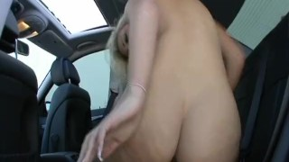 BACK SEAT FUCKS 2 - Scene 8