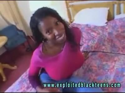 Exploité les filles noires porno