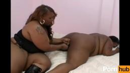 Lesbian BBBW 14 - scene 1
