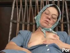 Hey My Grandma Is A Whore 18 - scene 1