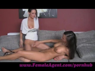FemaleAgent. Money talks, everyone has their price