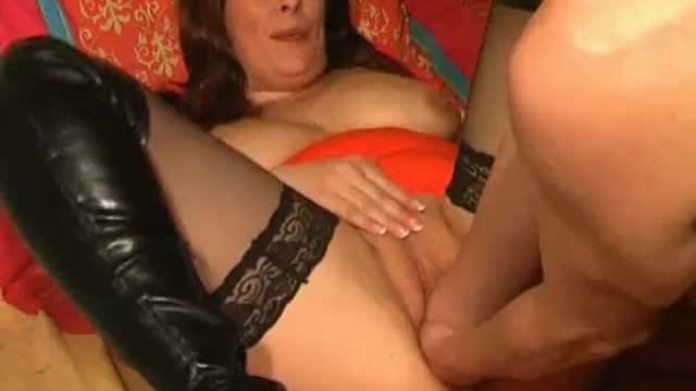Gina jams her entire fist in her tight wet friend michele 5