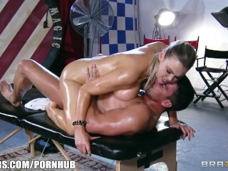 Daniel craig nude scene porn xxx abbey brooks gets oiled up & rubbed down by her masseur, dirtymasse