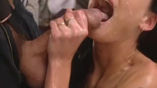 Private:Anal Teen Buttered and Fucked in the Kitchen!