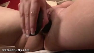 Judy insertion smile pussy toys tits