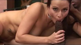 Creampie For The Black Guy Scene 2