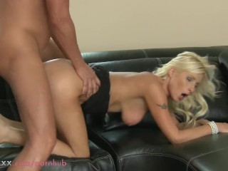 MOM HD wife romanced to orgasm
