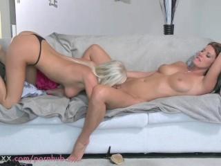 Kantot Katulong Fucking, Huge Dildo Cone Sex
