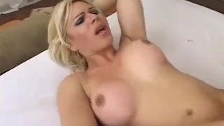 THE NEW TGIRL 1 Scene 5
