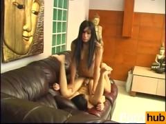 ASIAN TRANSSEXUAL LESBIANS 1 - Scene 1