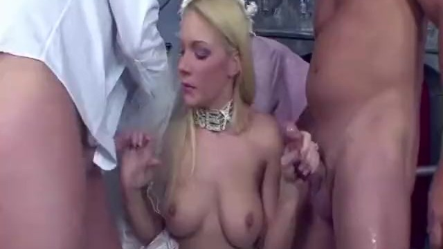 Heidi mayne porn pic galleries - Wedding bells gangbang 2 - scene 3