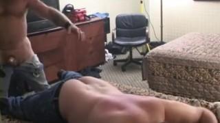 Bear Booty Call Handjob fake
