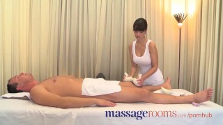 Massage Rooms Full sex service slow and intense Pussy compilation