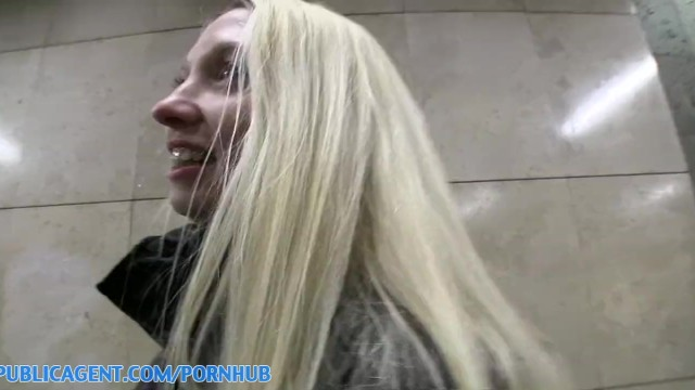 Amateur blonde pale Publicagent hd pale skinny mina stretches her pussy to take my big cock