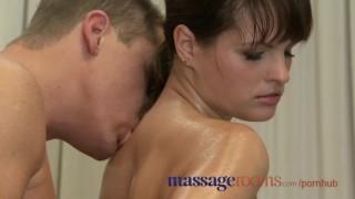 Him good therapist rooms sexy busty orgasm massage gives natural sensual