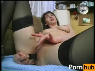 Beating off euro chick in lingerie, pornhub.com german natural tits stockings lingerie