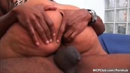 Horny brazilian slut gets her greedy ass fucked hard and deep