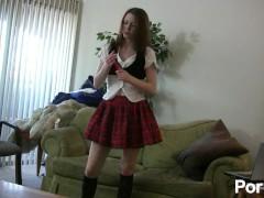 Tawny roberts anal tube