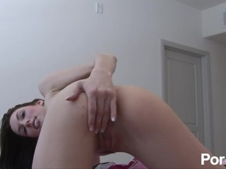 Booty On Webcam