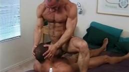 Mature Bodybuilders Fucking
