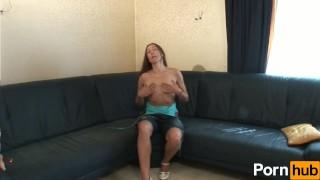 German mother masturbates