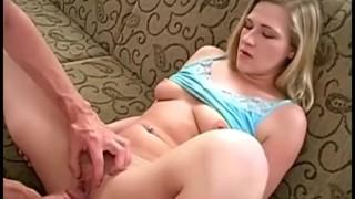 Trisha Fucks her Very First Huge Cock