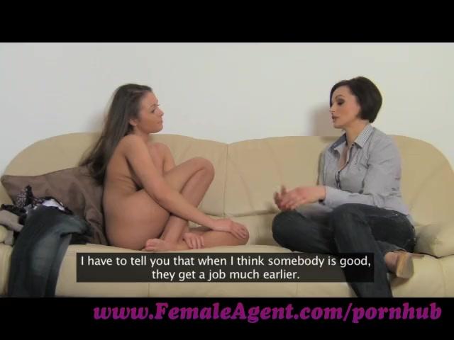 FemaleAgent. Do you like how I taste