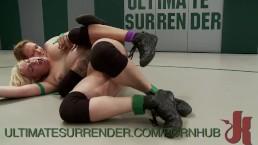 Ultimate Surrender: Rain DeGray vs Alice Frost