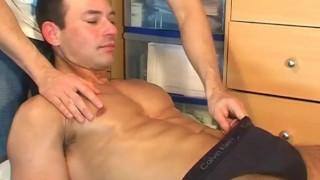 Marco 33 Y.o: A cute swimmer get wanked by keumgay guy ! porno