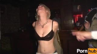 Shake contest  scene booty shaking babes
