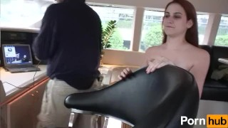 Scene real adventures  stilettos shaved