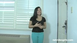 NetVideoGirls - Gianna Audition