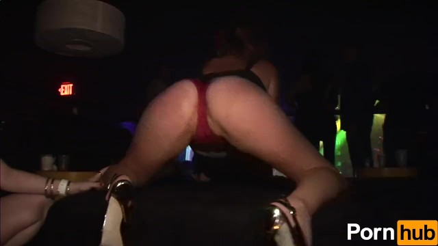 Coeds onstage naked video 9