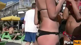SPRING BREAK 2011 - Scene 2 porno