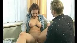 Young couple enjoys oral sex