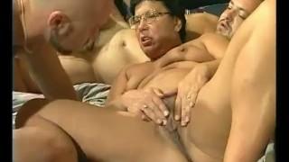 geile granny orgie