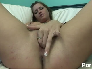 CASTING COUCH CUTIES 34 - Scene 2
