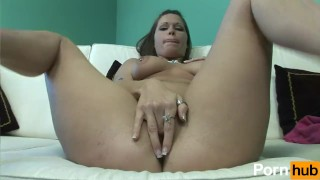 CASTING COUCH CUTIES 34 - Scene 2 Striptease blonde